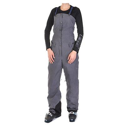 Volkl Makalu Overall Womens Ski Pants, Metal Wax, viewer