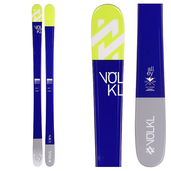 Volkl Alley Skis, , 600