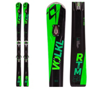 Volkl RTM 84 UVO Skis with Marker Wideride XL 1