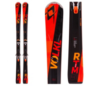Volkl RTM 81 Skis with Marker IPT WR XL 12.0 TCX Bindings 2016, , medium