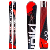 Volkl Code UVO Skis with Marker xMotion 12.0 Bindings 2016, , medium