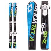 Volkl RTM Jr. Kids Skis with Marker 3Motion 7.0 Bindings 2016, , medium