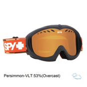 Spy Targa Mini Kids Goggles 2016, Hide And Seek-Persimmon, medium