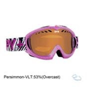 Spy Targa Mini Kids Goggles 2016, Wild Thing-Persimmon, medium
