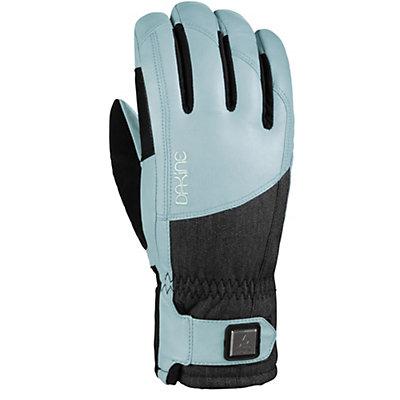 Dakine Odyssey Womens Gloves, Black, viewer