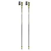 Leki Carbon 14 S Ski Poles 2017, Yellow, medium