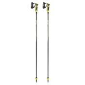 Leki Carbon 14 S Ski Poles 2017, Yellow, medium