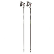 Leki Speed S Ski Poles 2017, Green-Black-White, medium
