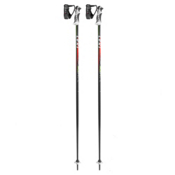 Leki Spark S Ski Poles 2017, Anthracite-Red, medium