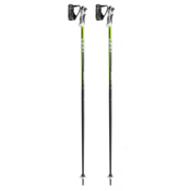 Leki Spark S Ski Poles 2017, Anthracite-Green, medium