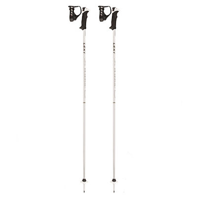 Leki Artena S Womens Ski Poles, White, viewer
