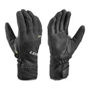 Leki Elements Palladium S Gloves, Black, medium