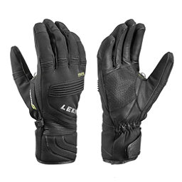Leki Elements Palladium S Gloves, Black, 256