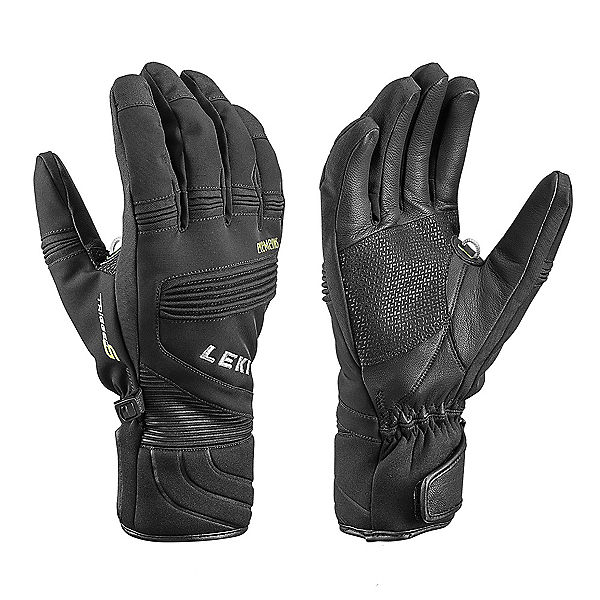 Leki Elements Palladium S Gloves, Black, 600