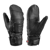 Leki Fuse S Lady Womens Mittens, Black, medium