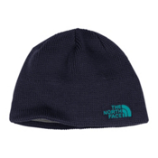The North Face Youth Bones Kids Hat, Cosmic Blue-Enamel Blue, medium