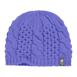 The North Face Youth Cable Minna Kids Hat, Starry Purple, 256