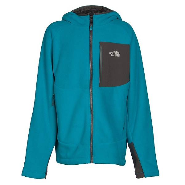 The North Face Chimborazo Kids Hoodie, Enamel Blue, 600
