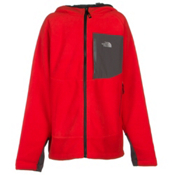 The North Face Chimborazo Kids Hoodie, Fiery Red, medium