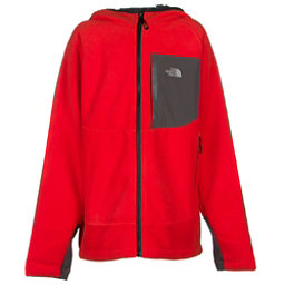 The North Face Chimborazo Kids Hoodie (Previous Season), Fiery Red, 256
