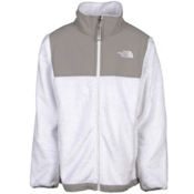 The North Face Denali Thermal Girls Jacket, TNF White, medium