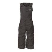 The North Face Insulated Snowdrift Bib Toddlers Ski Pants, Graphite Grey, medium