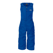 The North Face Insulated Snowdrift Bib Toddlers Ski Pants, Monster Blue, medium