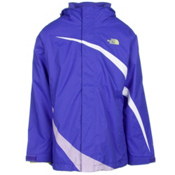 The North Face Mountain View Triclimate Girls Ski Jacket, Starry Purple, medium