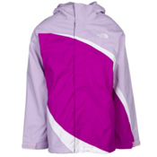The North Face Mountain View Triclimate Girls Ski Jacket, Magic Magenta, medium