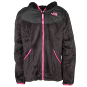 The North Face Oso Girls Jacket, Graphite Grey, medium