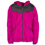 The North Face Oso Girls Jacket, Luminous Pink, medium