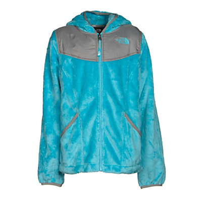 The North Face Oso Girls Jacket, Graphite Grey, viewer