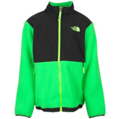 The North Face Denali Boys Jacket, Recycled Krypton Green, medium