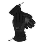 The North Face Youth Revelstoke Etip Girls Gloves, TNF Black, medium