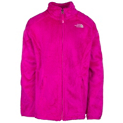 The North Face Osolita Girls Jacket, Luminous Pink, medium