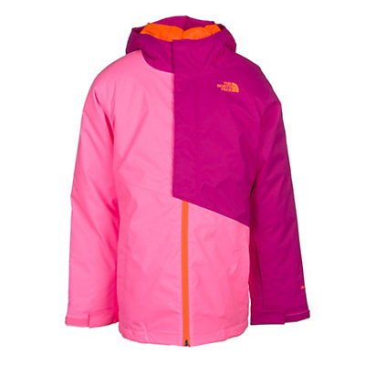 The North Face Insulated Casie Girls Ski Jacket, , viewer