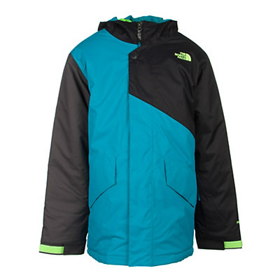 The North Face Calisto Insulated Boys Ski Jacket, , viewer