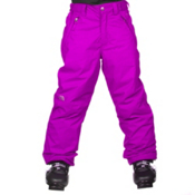 The North Face Freedom Insulated Girls Ski Pants, Magic Magenta, medium