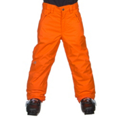 The North Face Freedom Insulated Kids Ski Pants, Shocking Orange, medium