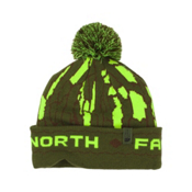 The North Face Youth Ski Tuke Kids Hat, Scallion Green, medium