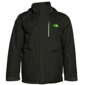 The North Face Gatekeeper 2.0 Mens Insulated Ski Jacket, Dark Cedar Green, medium