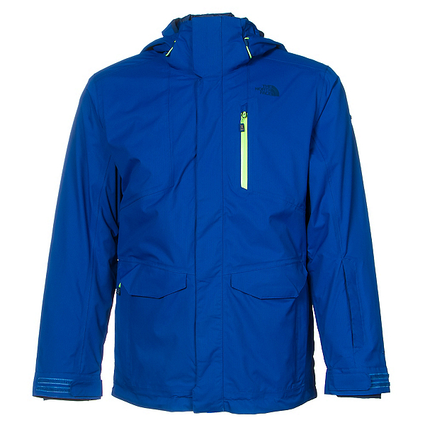 The North Face Thermoball Snow Triclimate Mens Insulated Ski Jacket, , 600