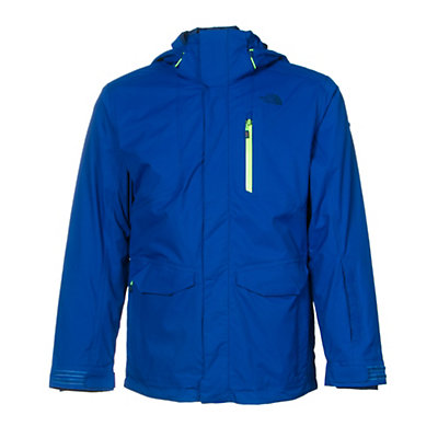 The North Face Thermoball Snow Triclimate Mens Insulated Ski Jacket, , viewer
