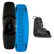 Liquid Force Raph/B.O.B. LTD Wakeboard With Hyperlite Frequency Bindings, , medium