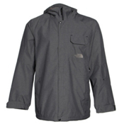 The North Face Number Eleven Mens Shell Ski Jacket, Asphalt Grey Heather, medium