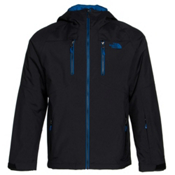 The North Face Sumner Triclimate Mens Insulated Ski Jacket, TNF Black, medium