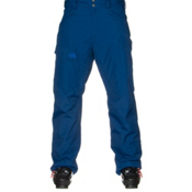 The North Face Freedom Insulated Mens Ski Pants, Celestial Blue, medium