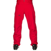 The North Face Freedom Insulated Mens Ski Pants, TNF Red, medium