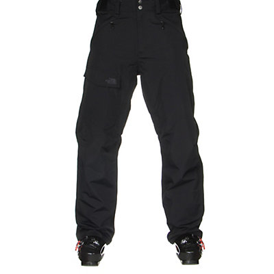 The North Face Freedom Insulated Mens Ski Pants, Asphalt Grey, viewer