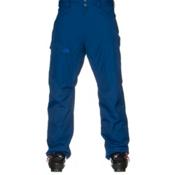 The North Face Freedom Insulated Short Mens Ski Pants, Celestial Blue, medium